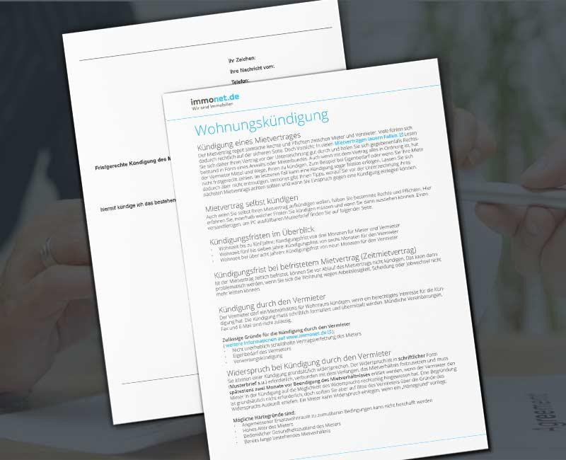Vorlagen Checklisten Rund Um Den Umzug Immonet De