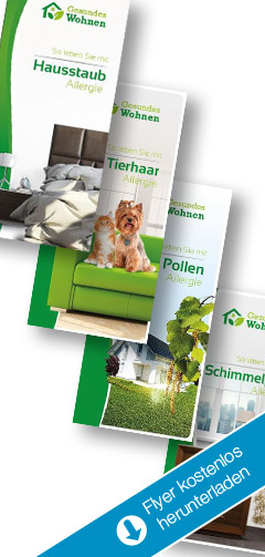 Allergie-Flyer Download