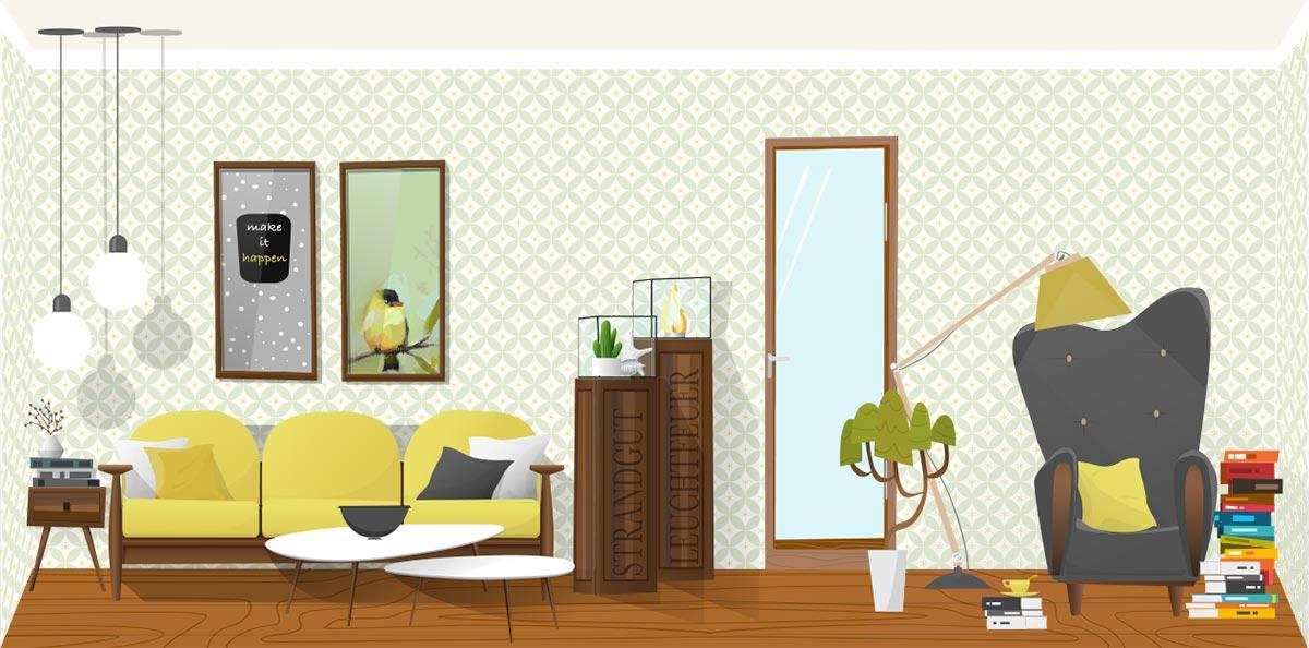 Wer Sein Wohnzimmer Neu Einrichten Möchte, Muss Eine Reihe Von  Entscheidungen Treffen.