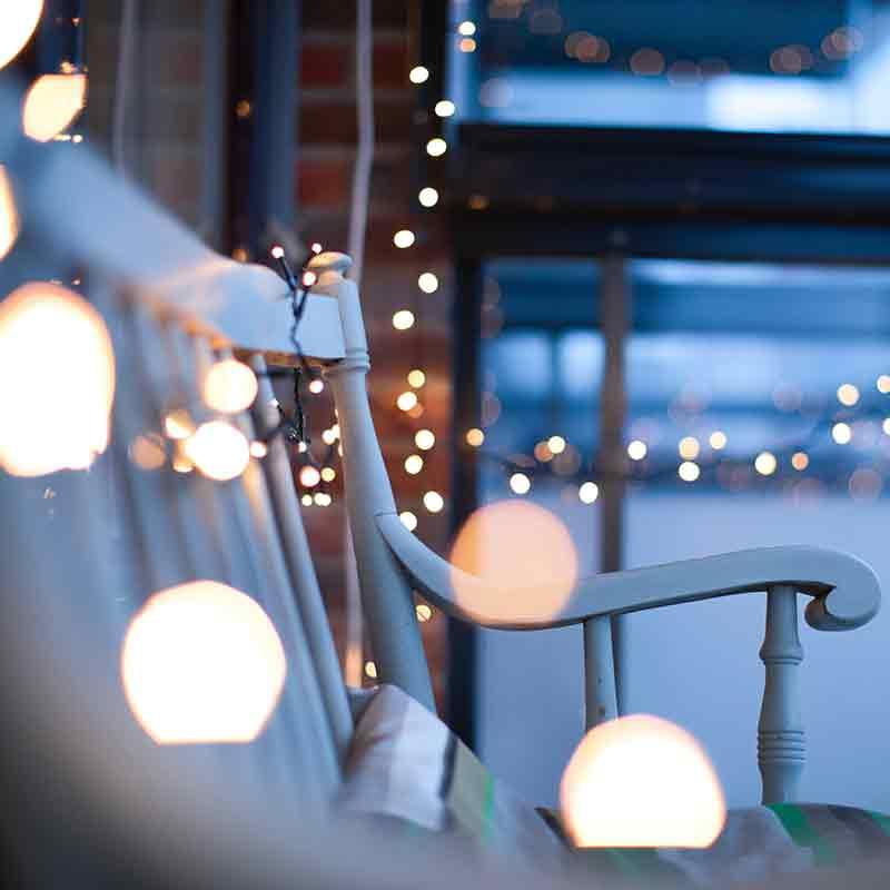Licht Fur Balkon Und Terrasse Immonet