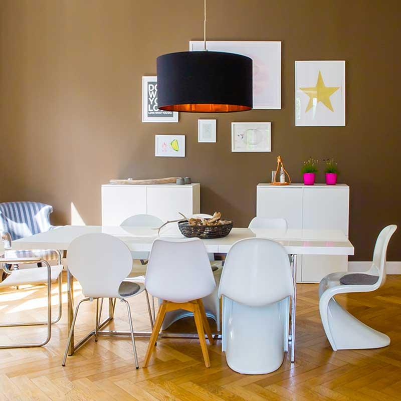 das esszimmer bei immonet. Black Bedroom Furniture Sets. Home Design Ideas