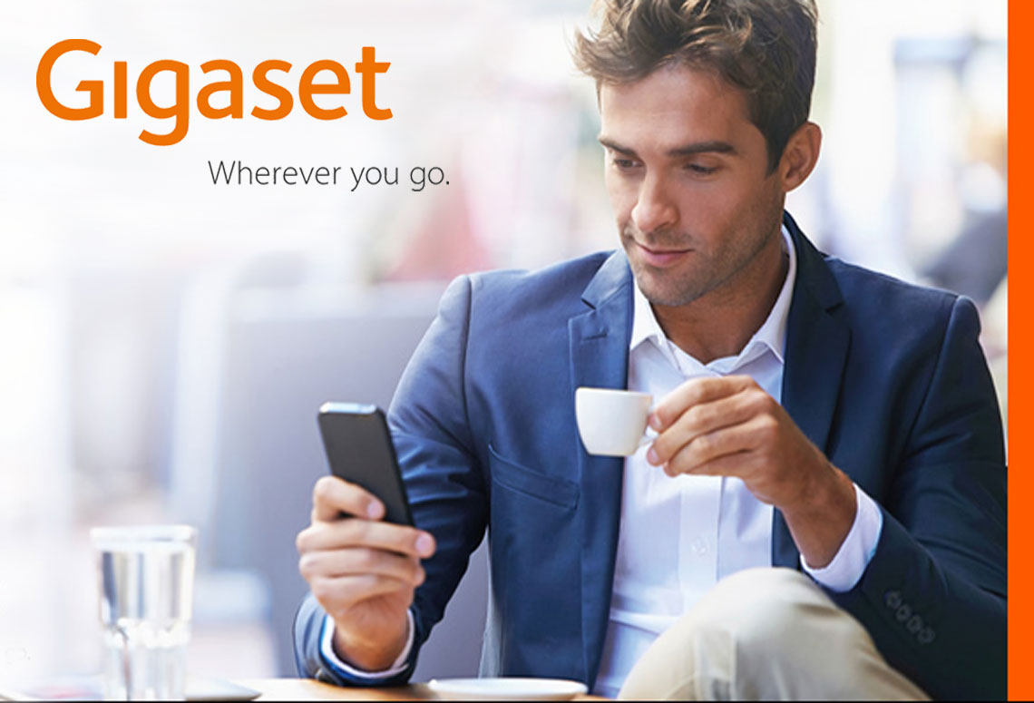 Zu unserem Premiumpartner Gigaset elements