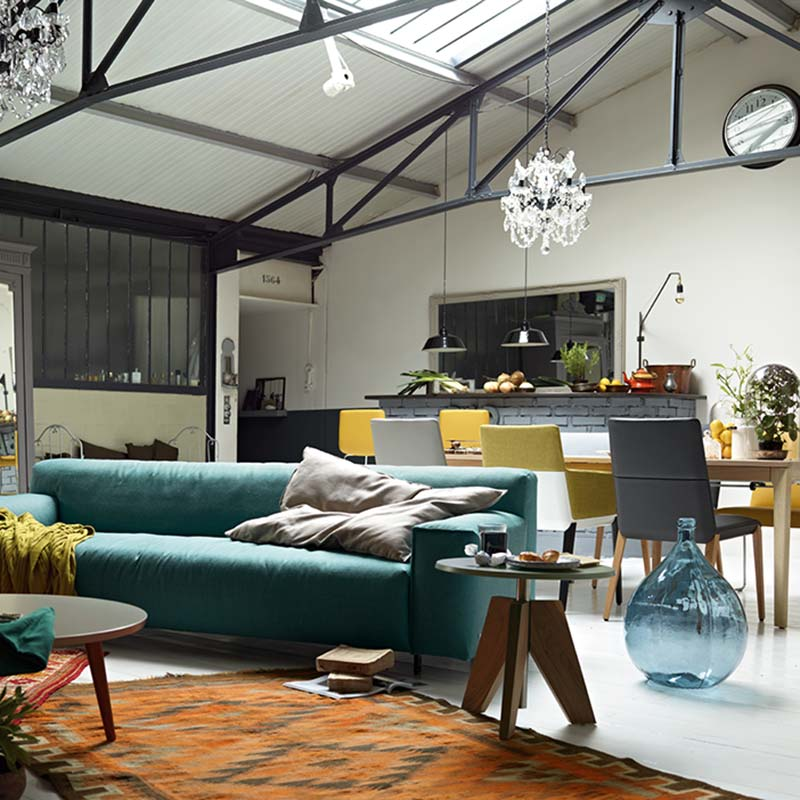 wohnstil welcher stil passt zu ihnen. Black Bedroom Furniture Sets. Home Design Ideas