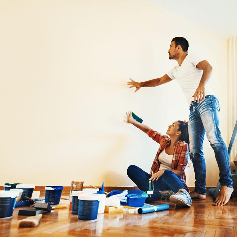 ungew hnlich k che farbe ideen mit schwarzen ger ten. Black Bedroom Furniture Sets. Home Design Ideas