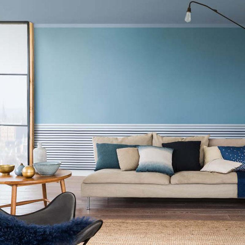 Frische Wandfarben Für Ein Helles Zuhause
