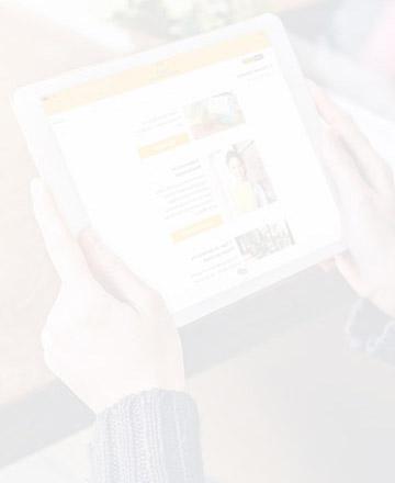 Immo auf dem Laufenden bleiben mit den Immowelt-Newslettern
