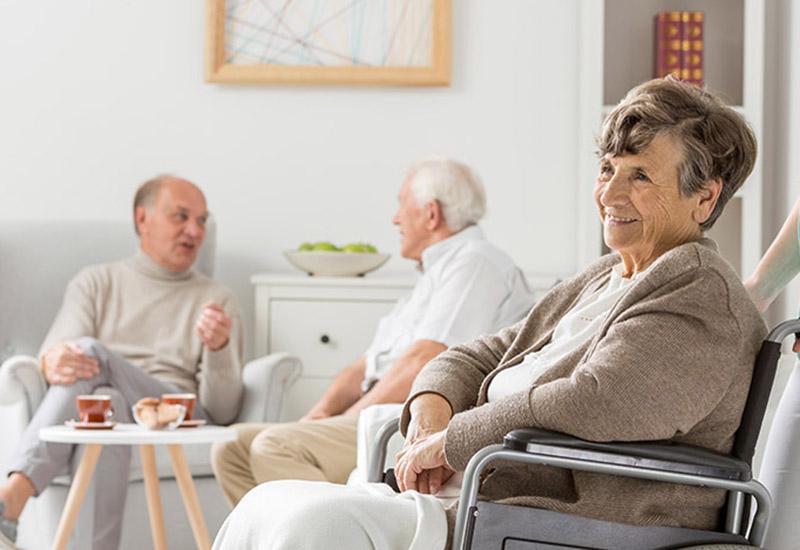 Pflegeheim für Demenzkranke