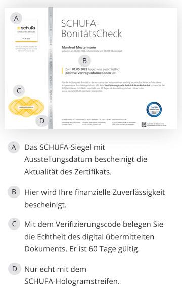 Schufa Auskunft Online Bestellen Auf Immonet De