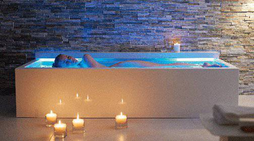 wellness bad. Black Bedroom Furniture Sets. Home Design Ideas