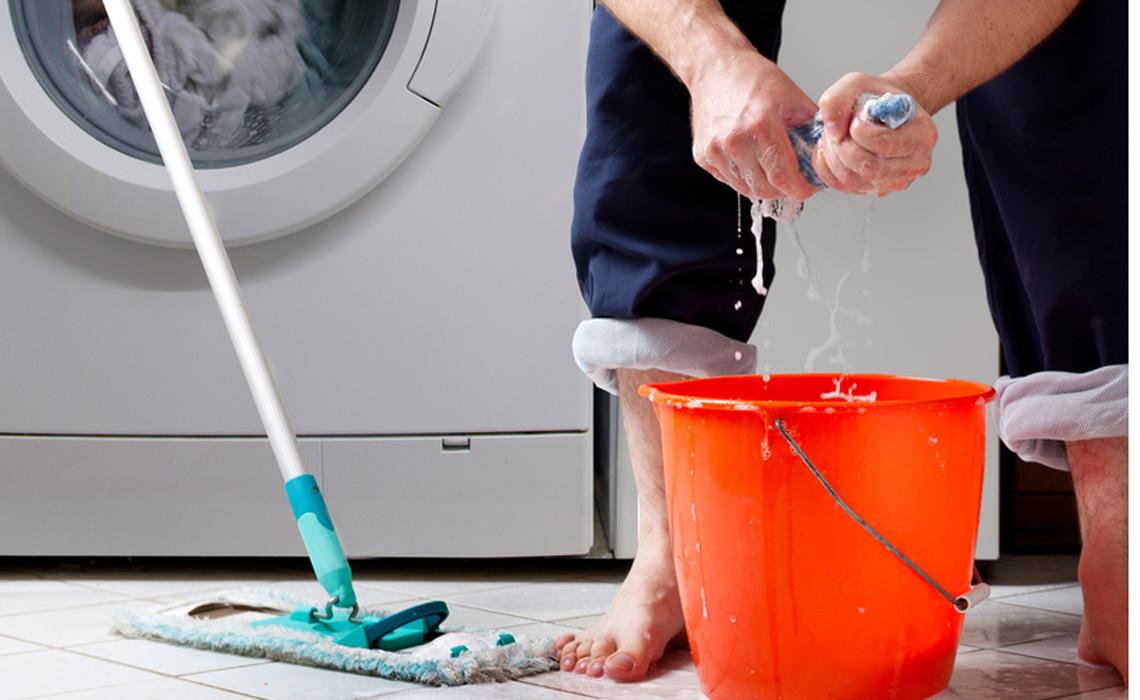 Mieter oder Vermieter: Wer zahlt bei einem Wasserschaden? Immonet klärt auf.