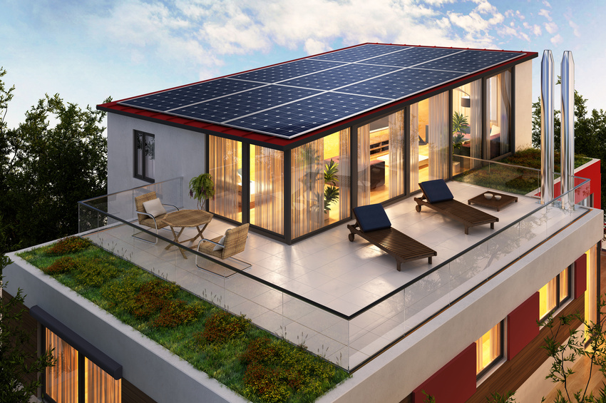 Plusenergiehaus Plusenergiehaus. Ein Plusenergiehaus Erzeugt Mehr Energie  ...