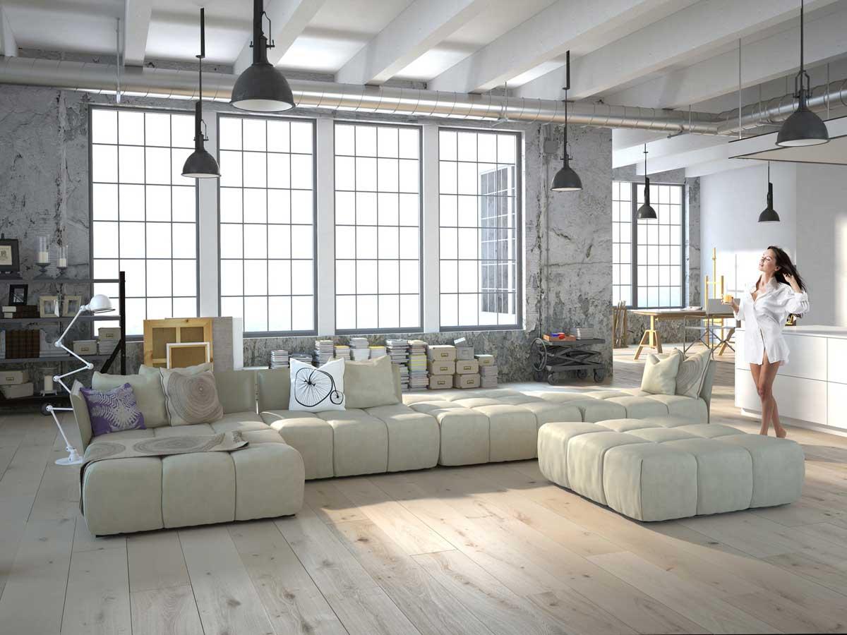 moderne l ftung. Black Bedroom Furniture Sets. Home Design Ideas
