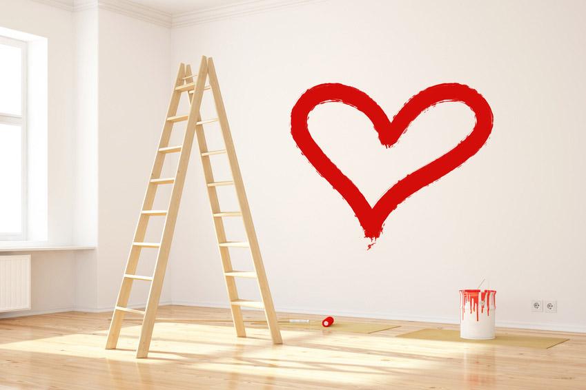 wohn apps tapezieren und w nde streichen. Black Bedroom Furniture Sets. Home Design Ideas