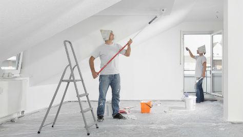 Mietrecht alle informationen geb ndelt von for Wohnung streichen