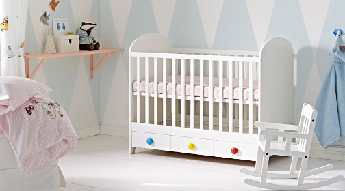 babyzimmer liebvoll einrichten. Black Bedroom Furniture Sets. Home Design Ideas