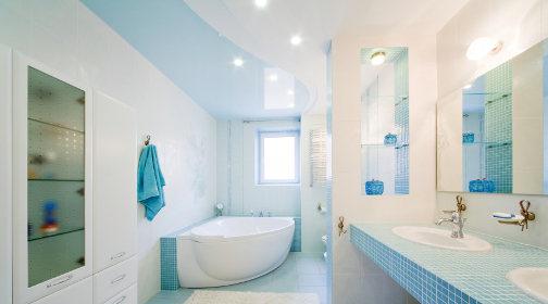 Licht und Belüftung im Bad