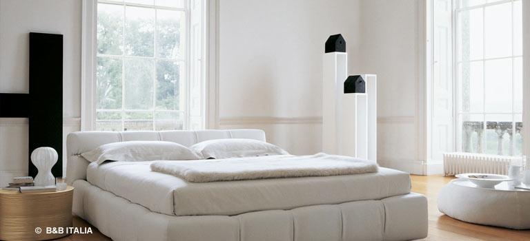 Bett und schlafzimmer besser schlafen mit tipps von immonet - Das richtige bett schlafzimmer ...
