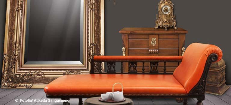 einrichtungsstile f r individuelles wohnen tipps von immonet. Black Bedroom Furniture Sets. Home Design Ideas