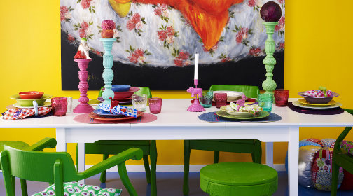 psychologie der farben informationen von immonet. Black Bedroom Furniture Sets. Home Design Ideas