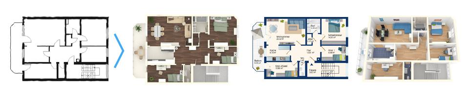 mcgrundriss einfach sch ne g nstige grundrisse. Black Bedroom Furniture Sets. Home Design Ideas