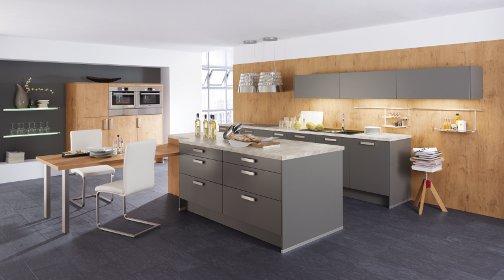 alno k che in schlamm die neuesten innenarchitekturideen. Black Bedroom Furniture Sets. Home Design Ideas