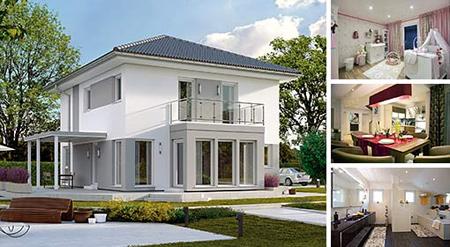 elk haeuser. Black Bedroom Furniture Sets. Home Design Ideas