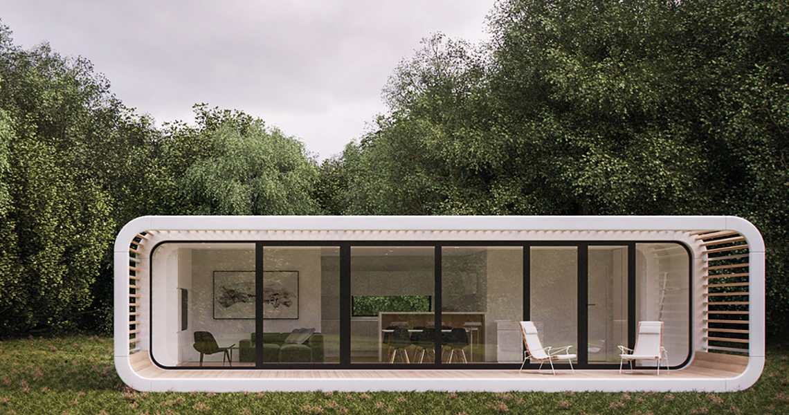 Mobilheim immonet informiert ber trailer homes for Modular haus deutschland