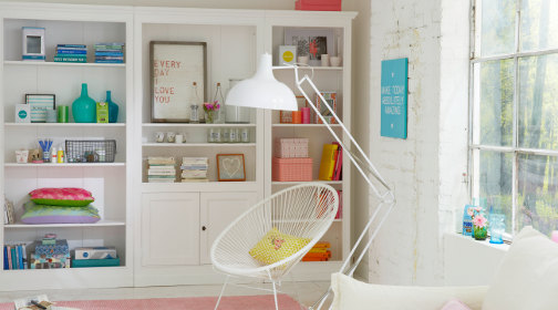 regal - offen für alles, Wohnzimmer ideen