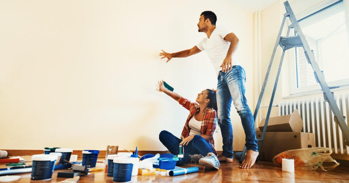 Renovieren Vor Dem Auszug U2013 Tipps Für Schönheitsreparaturen