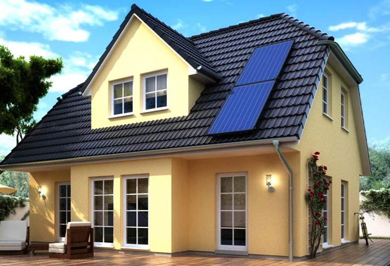 Scan Haus dachformen