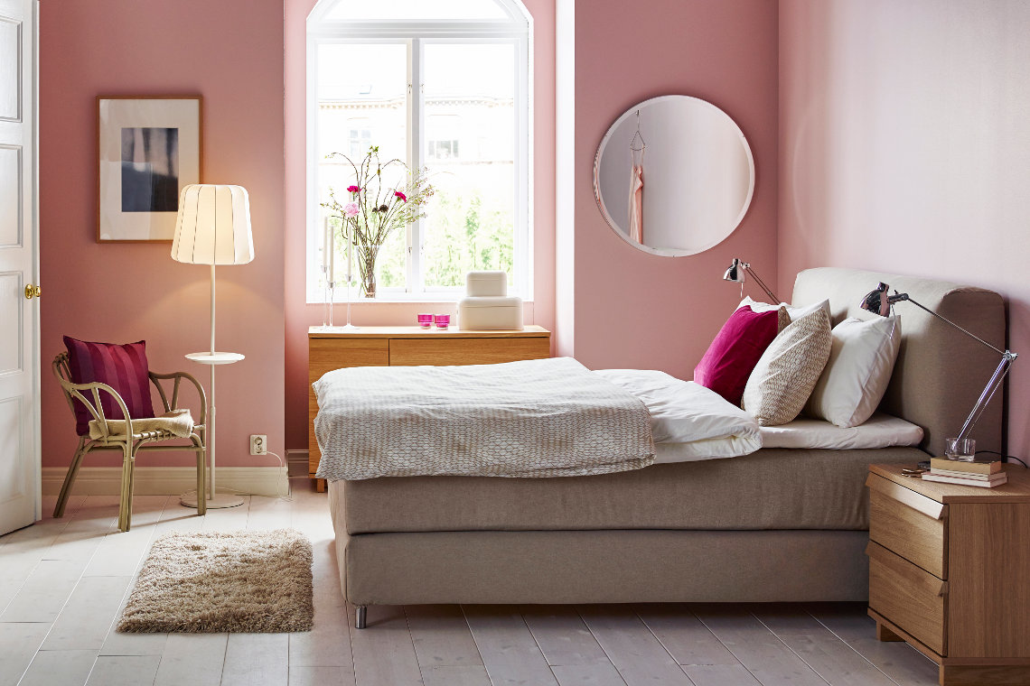 Ruhig schlafen: Tipps für die Schlafzimmergestaltung
