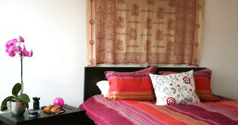 nur wenige wollen die eigene wohnung an urlauber vermieten. Black Bedroom Furniture Sets. Home Design Ideas